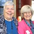 Ellen Dunbar and Nancy Humphries