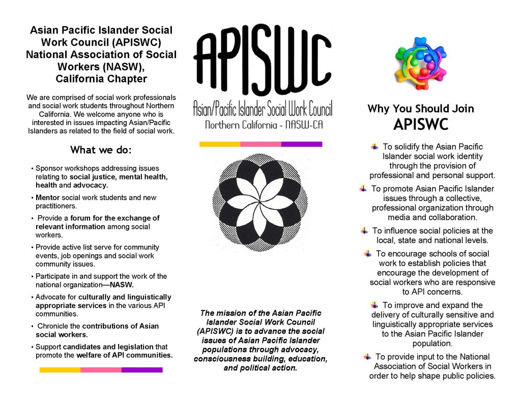 join the asian pacific islander social work council naswcanews org